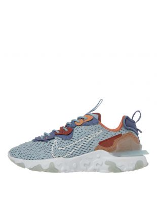 Nike React Vision | CD4373 401 Blue / Platinum / Amber