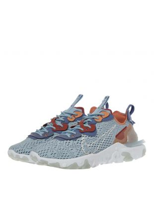 React Vision Trainers - Blue / Platinum / Amber