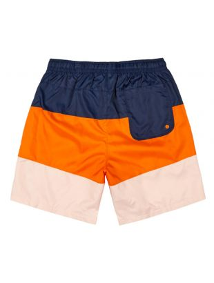 Shorts - Navy / Orange