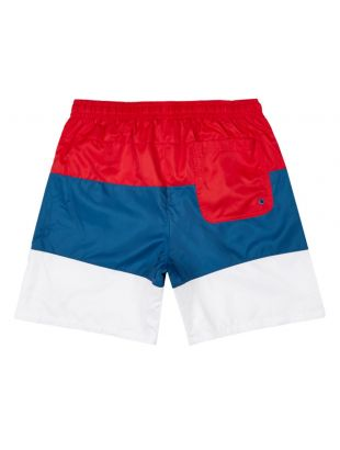 Shorts - Red / Blue / White