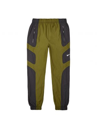 Nike Sports Pants | BV5215 010 Green / Black / White