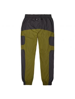 Sports Pants - Green / Black / White