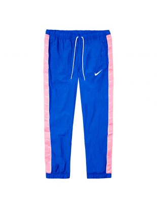 nike joggers CD0421 480 blue / pink