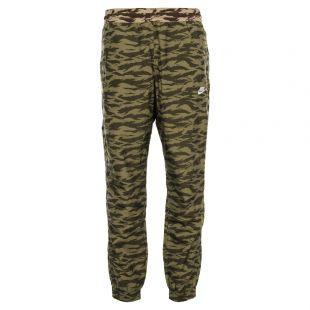 Nike Swosh Pants khaki Camo AO0863222