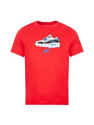 Nike T-Shirt | CV0071 657 Red