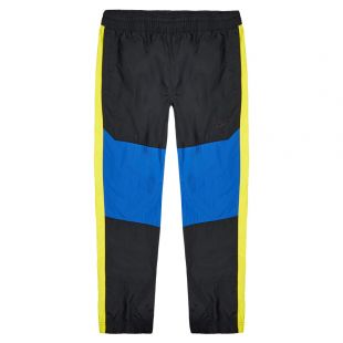 Nike Joggers Re-Issue Woven BV5387 014 Black / Blue / Yellow