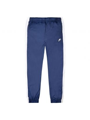 Tracksuit - Navy / White