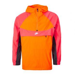 Nike Tracktop Re-Issue BV5385 873 Orange / Black / Ceramic