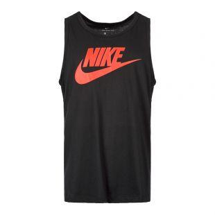Nike Vest AR4991 010 Black / Red