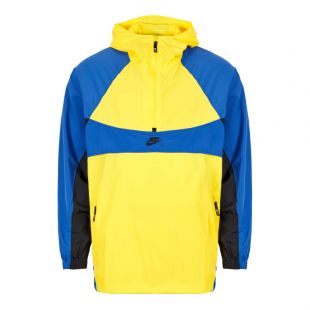Nike Jacket Re-Issue BV5385 740 Yellow / Blue / Black