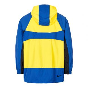 Jacket Re-Issue - Yellow / Blue / Black