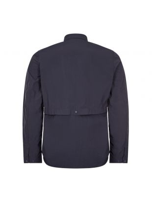 Thorsten Packable Shirt - Dark Navy