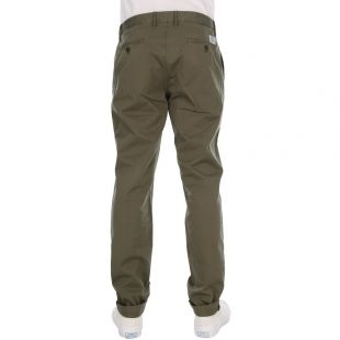 Chinos Aros - Dried Olive