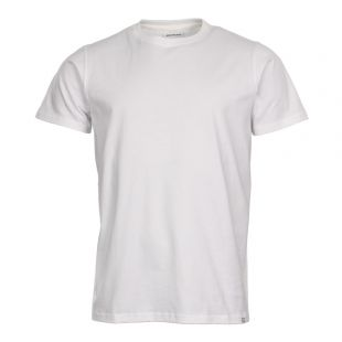 Norse Projects Niels T Shirt N01-0362-0001 White