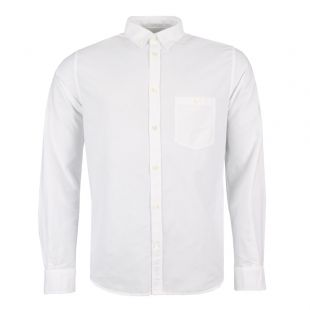 Norse Projects Anton Oxford Shirt White N40 0456 0001