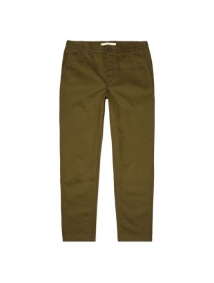 norse projects aros heavy chino N25 0240 8109 green