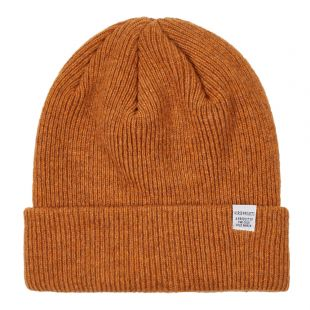 Norse Projects Beanie   N95 0569 3039  Yellow