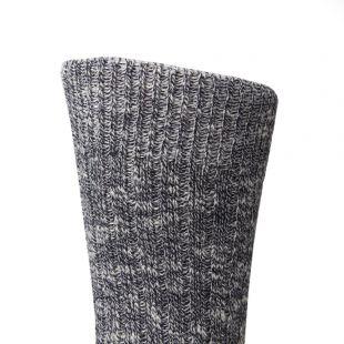 Ebbe Melange Socks - Navy