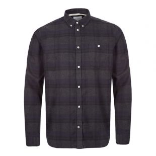 Norse Projects Shirt Anton | N40 0504 7004 Navy