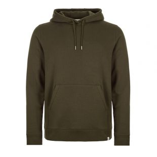 Norse Projects Hoodie Vagn N20 0262 8109 Beech Green