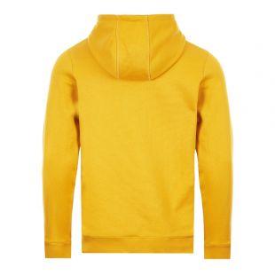 Hoodie Vagn - Yellow