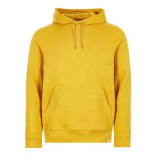 Norse Projects Hoodie Vagn N20 0262 3039 Yellow