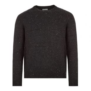 Norse Projects Knitted Sweatshirt Viggo N45 0444 1034 Charcoal
