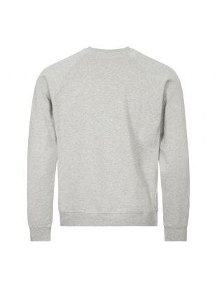 Sweatshirt Wave Logo - Grey