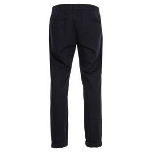 Trousers - Linen Dark Navy