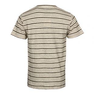 T-Shirt - Kelp Green / Ecru