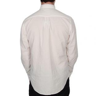 Shirt Osvald  Double Layer - White