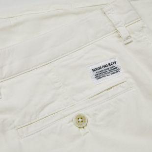 Shorts Aros Light Twill - Kit White