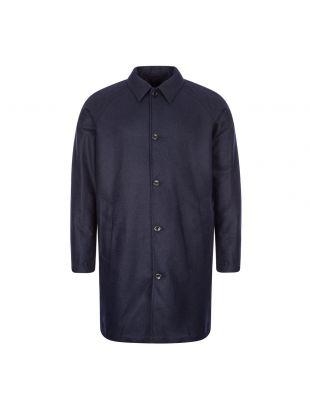 norse projects jacket svalbard infinium gore-tex N55 0509 7004 dark navy