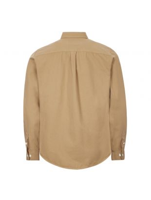 Shirt Thorsten Canvas - Khaki