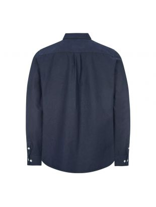 Shirt Thorsten Canvas - Navy
