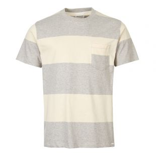norse projects t-shirt N01 0429 1026 grey