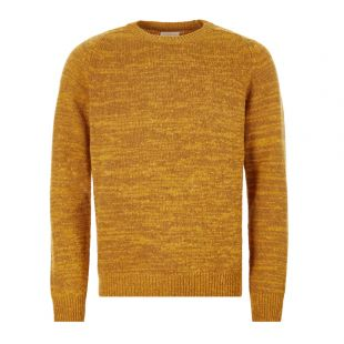 Norse Projects Knitted Sweatshirt Viggo N45 0444 3039 Yellow