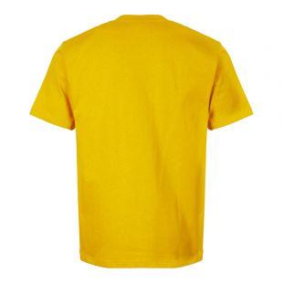 T-Shirt Johannes Pocket - Yellow