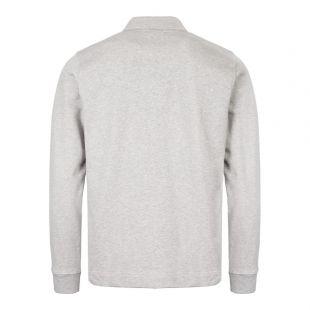 Jorn Half Zip Sweatshirt- Grey