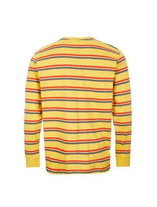 Long Sleeve T Shirt - Yellow Stripe