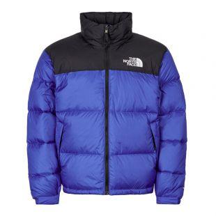 Nuptse Jacket – Royal Blue