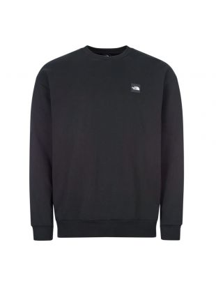 The North Face Sweatshirt Crew Neck | NF0A4C9JJK3 Black | Ahprodite1994