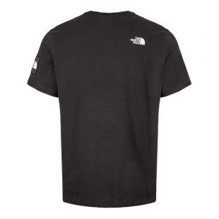 T-Shirt Fine Alp - Black