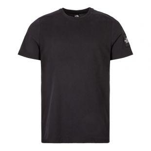 The North Face T-Shirt NFOA3YHCJK3 Black