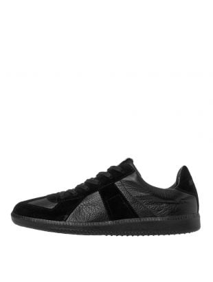 Novesta German Army Trainers | N974007 60Y13Y615 Black