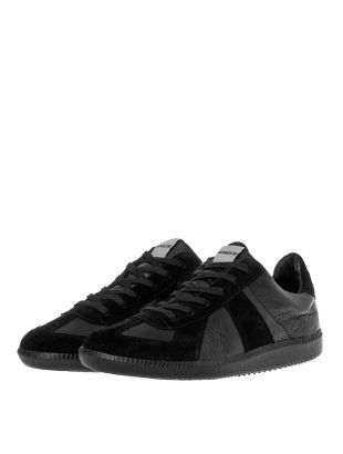 German Army Trainers - Black