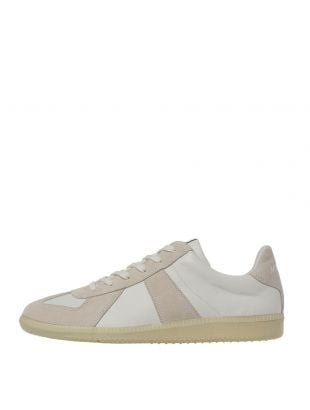 Novesta German Army Trainers | N974007 10Y01Y06 White / Ecru