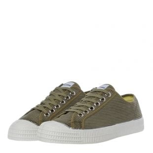 Star Master Trainers – Corduroy Military Green