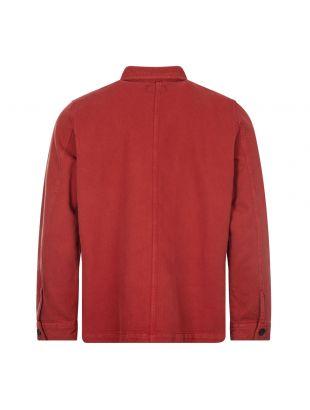 Jacket Worker - Brick Red
