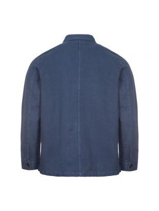Jacket Worker - Indigo Blue